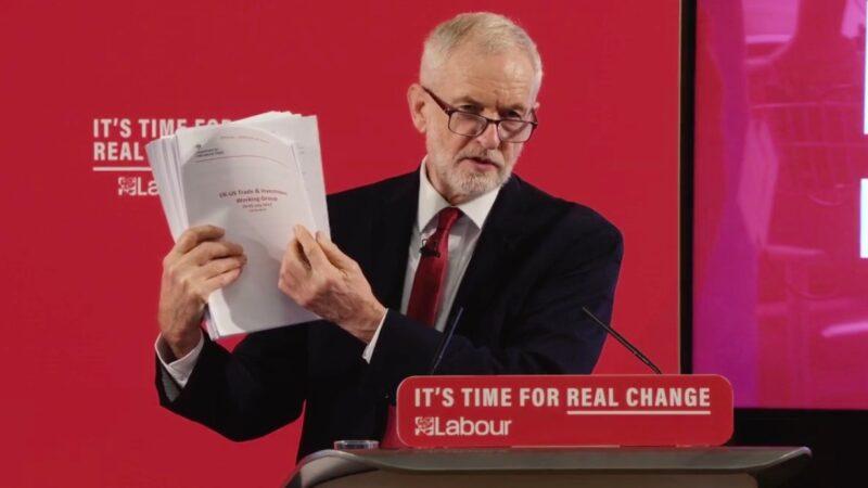 Corbyn unredacted doc NHS