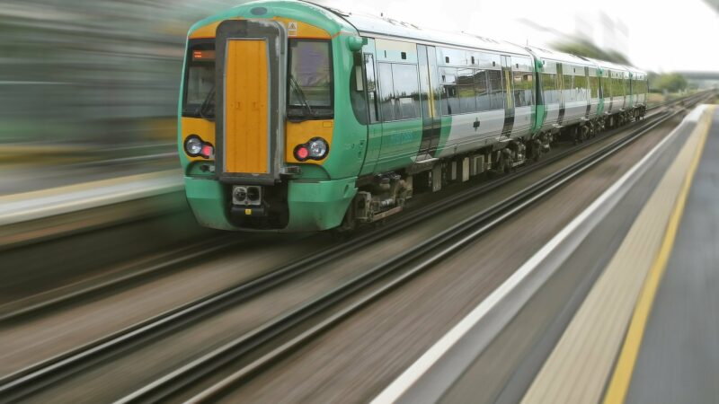 Rail franchising ended by Department of Transport