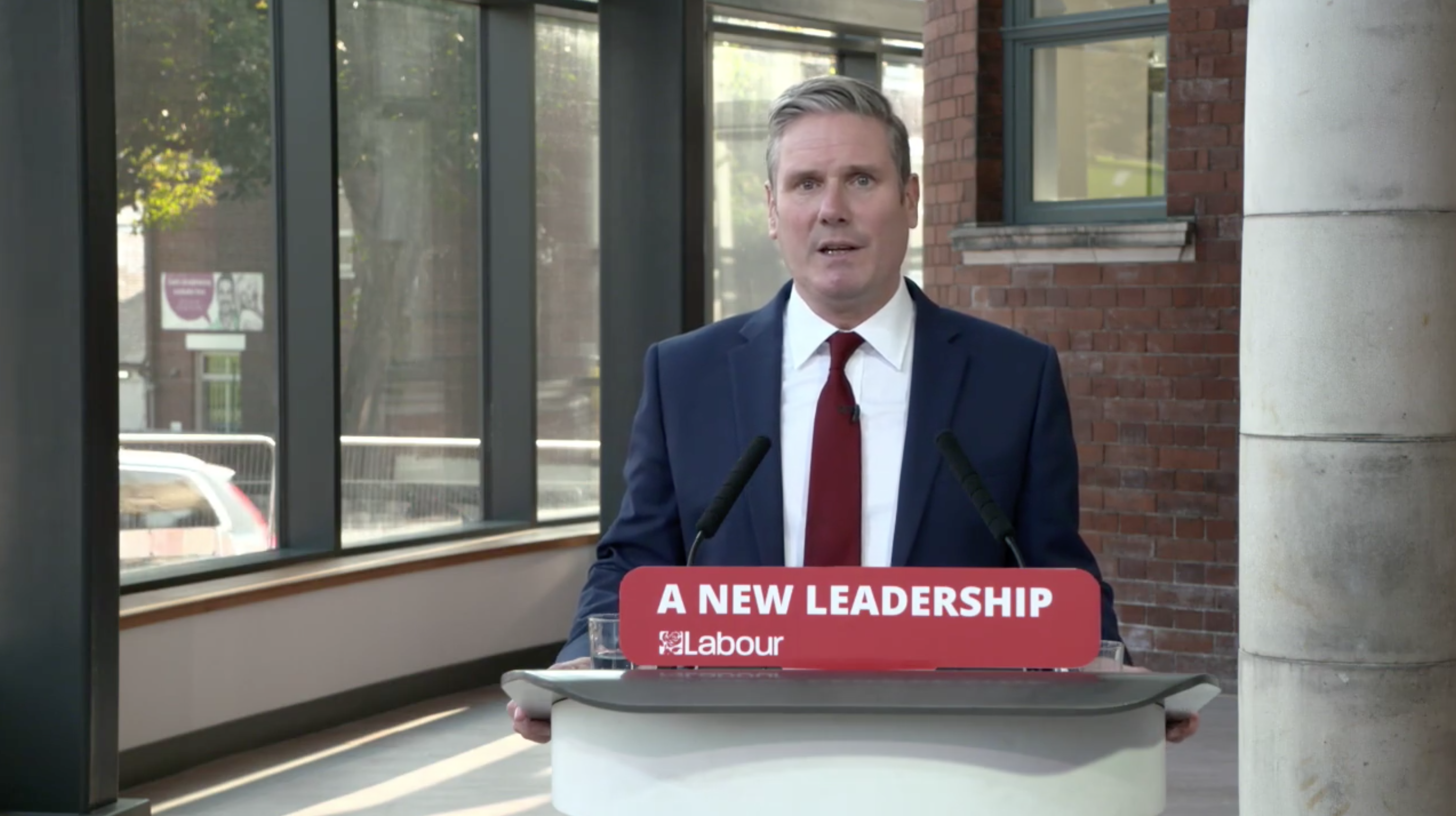 How the labour movement reacted to Keir Starmer's conference speech –  LabourList