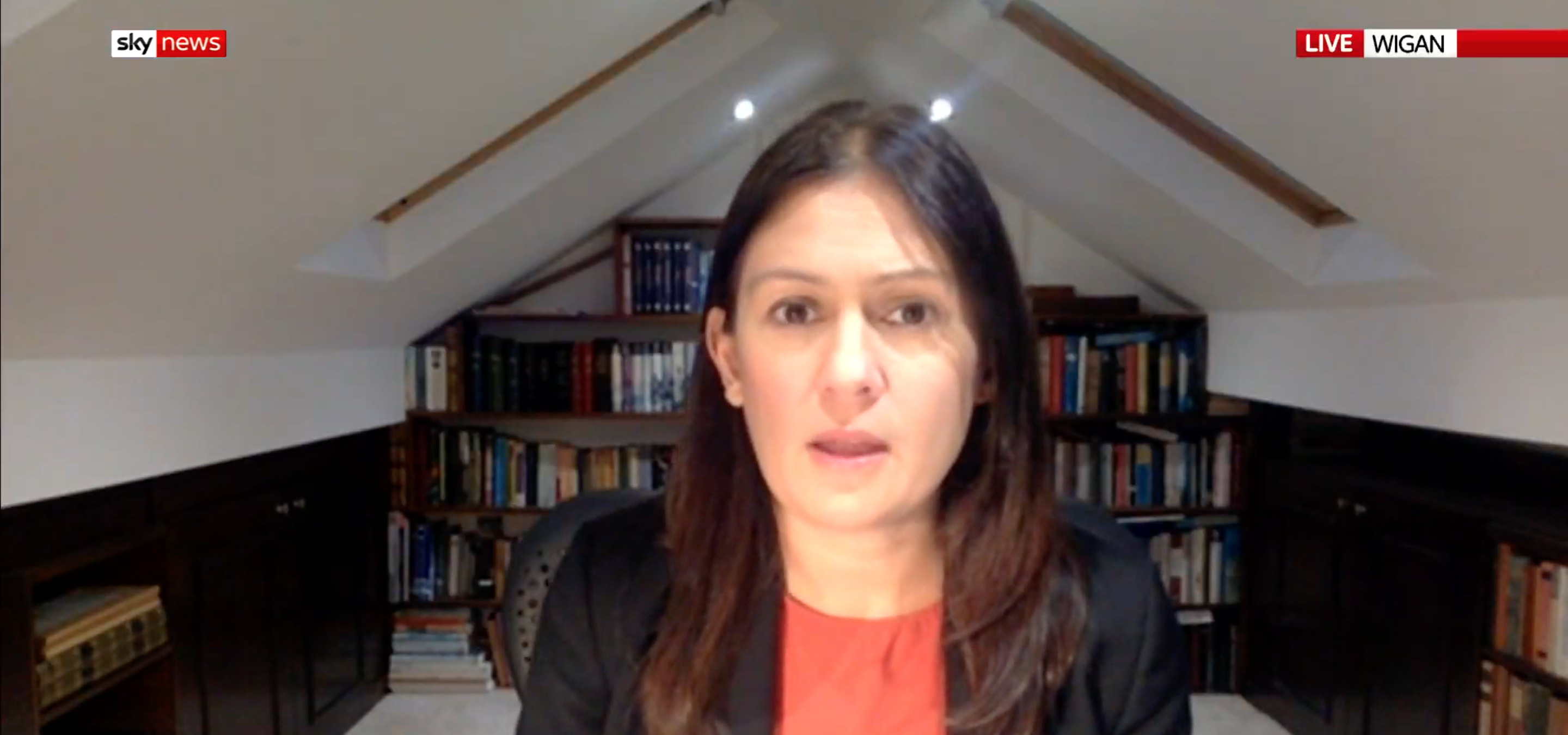 """WATCH: Government """"weirdly obsessed"""" with Andy Burnham, says Lisa Nandy"""