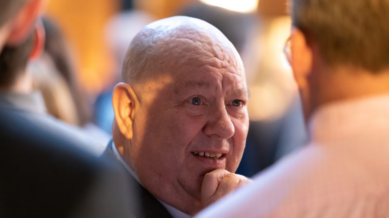 Liverpool mayor out on bail after bribery grilling