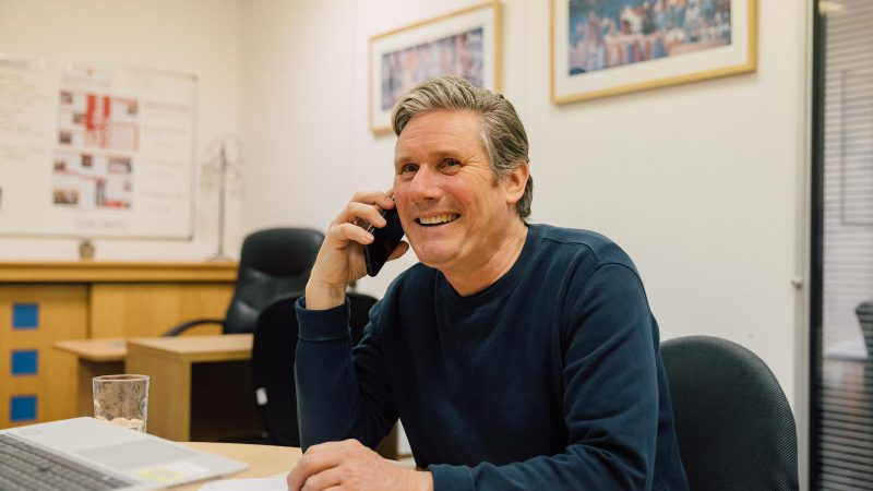 Starmer's team reorganized further when McSweeney was appointed chief of elections – LaborList